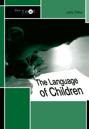 The Language of Children book cover