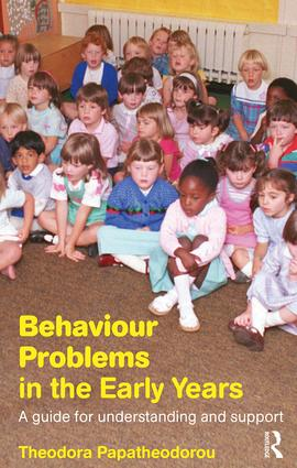 Behaviour Problems in the Early Years: A Guide for Understanding and Support book cover