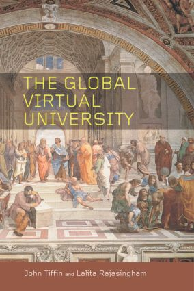 The Global Virtual University (Paperback) book cover