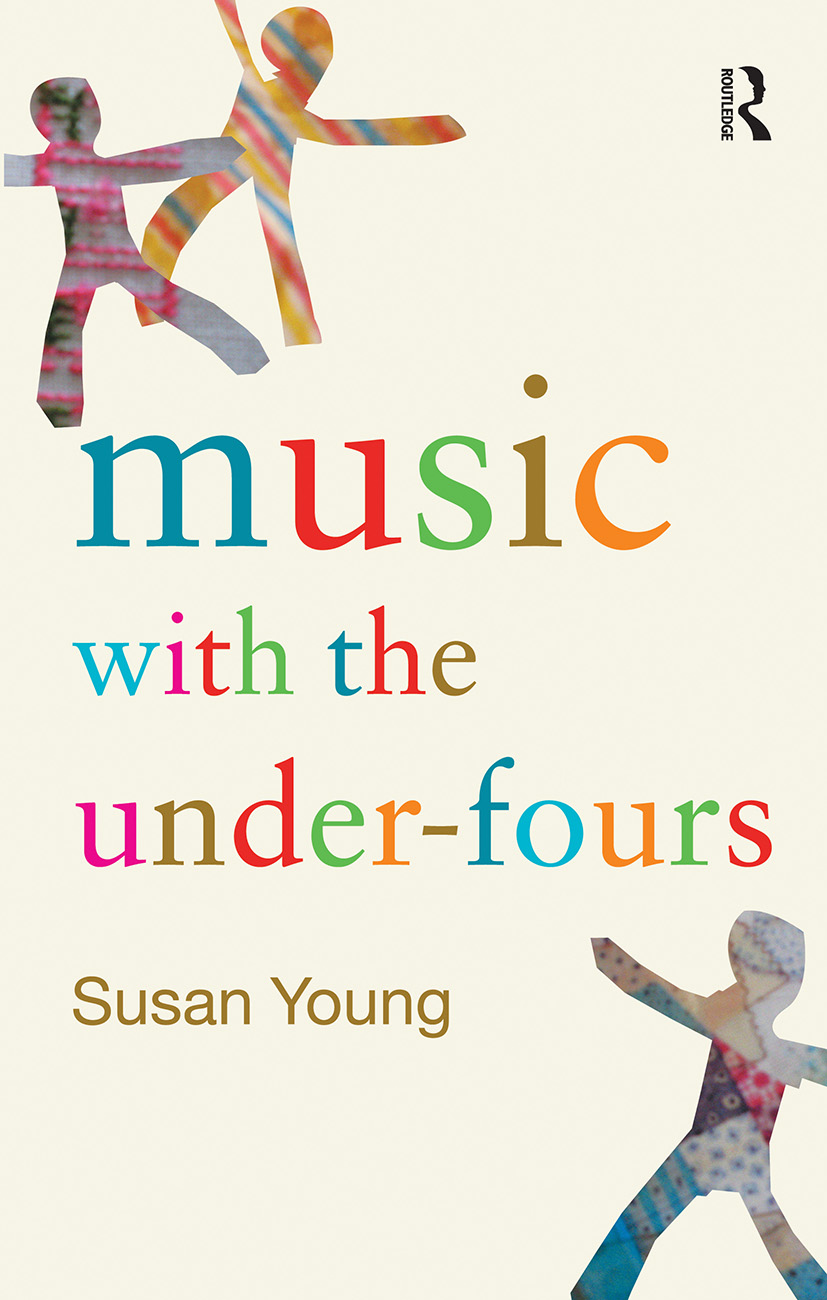 Music with the Under-Fours (Paperback) book cover