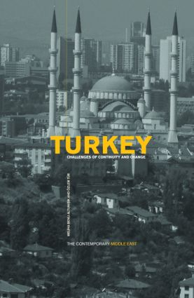 Turkey: Challenges of Continuity and Change (Paperback) book cover