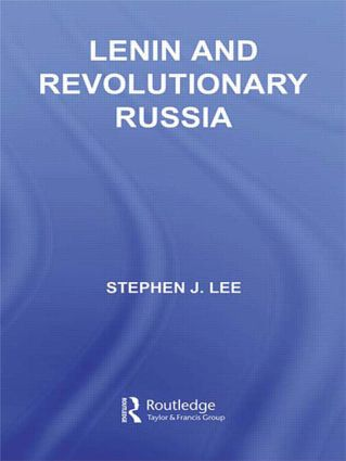 Lenin and Revolutionary Russia