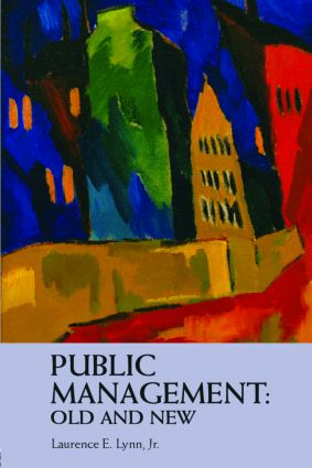 Public Management: Old and New (Paperback) book cover