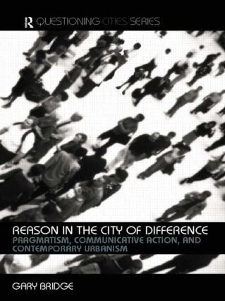 Reason in the City of Difference book cover