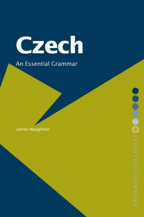 Czech: An Essential Grammar book cover