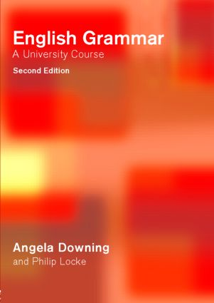 English Grammar: A University Course, 2nd Edition (Paperback) book cover