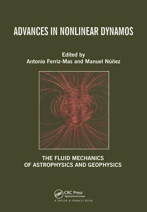 Advances in Nonlinear Dynamos book cover