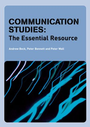 Communication Studies: The Essential Resource book cover