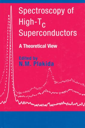 Spectroscopy of High-Tc Superconductors: A Theoretical View book cover