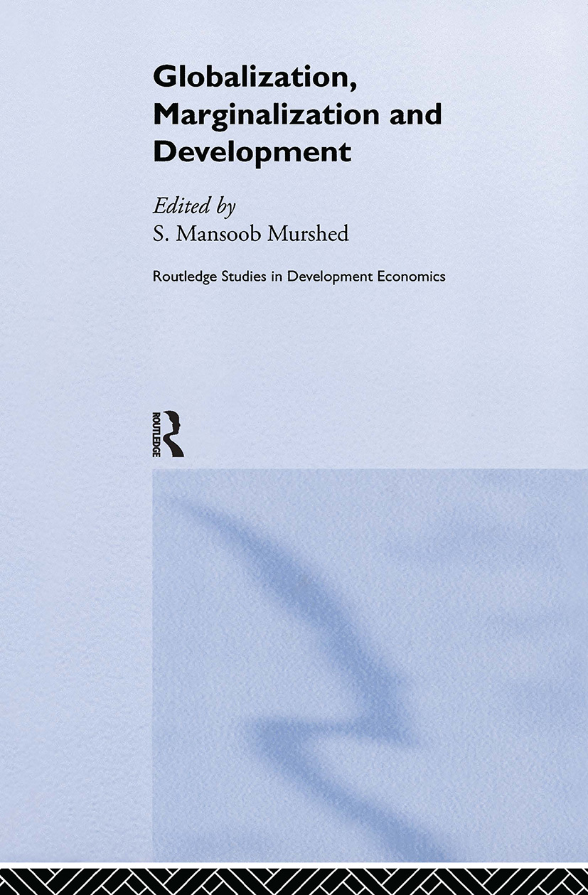 Globalization, Marginalization and Development: 1st Edition (Hardback) book cover