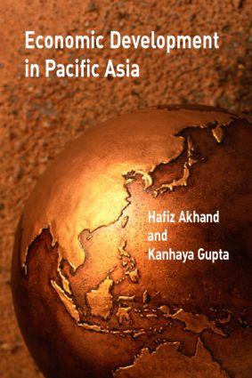 Economic Development in Pacific Asia (Paperback) book cover