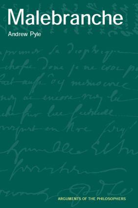 Malebranche book cover