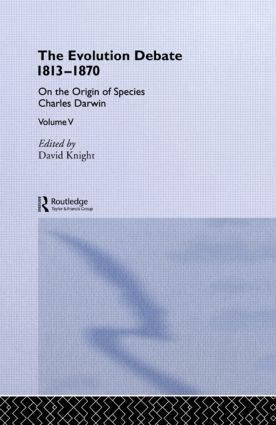On the Origin of Species, 1859 (Hardback) book cover