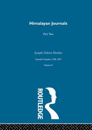Hima Jour V2:Sci Tra 1790-1877: 1st Edition (Hardback) book cover