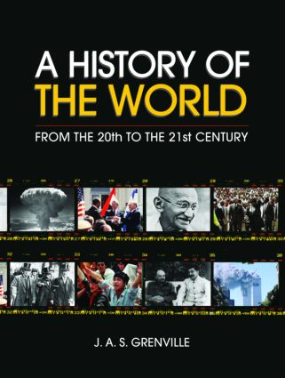 A History of the World: From the 20th to the 21st Century, 2nd Edition (Paperback) book cover