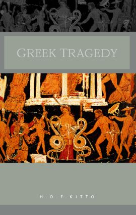 Greek Tragedy: 2nd Edition (Paperback) book cover