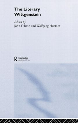 The Literary Wittgenstein
