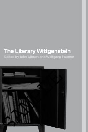 The Literary Wittgenstein (Paperback) book cover