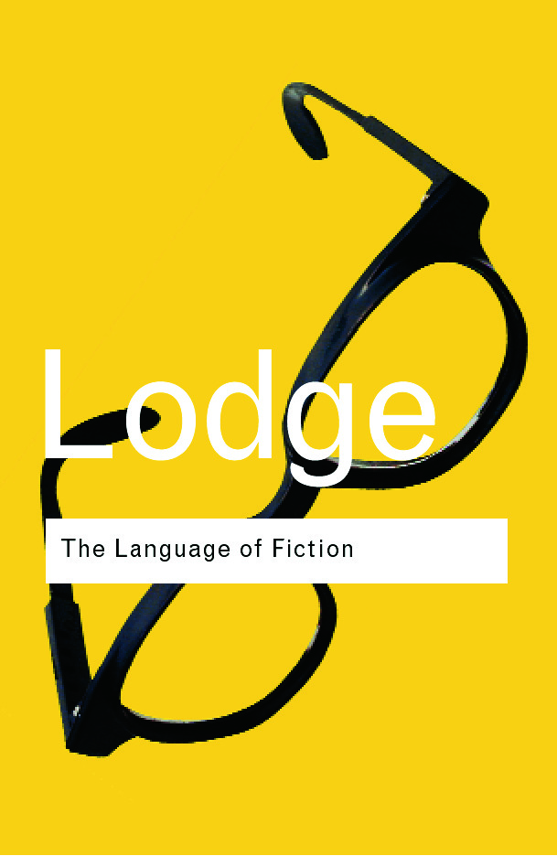 The Language of Fiction: Essays in Criticism and Verbal Analysis of the English Novel, 2nd Edition (Paperback) book cover