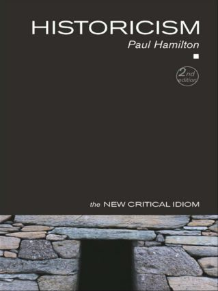 Historicism: 2nd Edition (Paperback) book cover