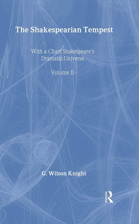 Shakespearian Tempest - V 2 (Hardback) book cover