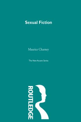 Sexual Fiction (Hardback) book cover