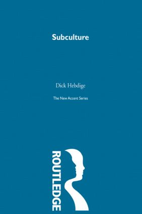 Subculture (Hardback) book cover