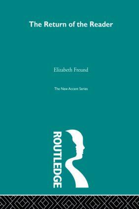 Return Of Reader (Hardback) book cover