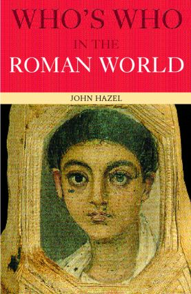 Who's Who in the Roman World (Paperback) book cover