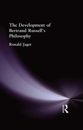 The Development of Bertrand Russell's Philosophy