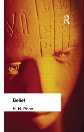 Belief: 1st Edition (Hardback) book cover