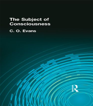 The Subject of Consciousness