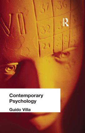 Contemporary Psychology: 1st Edition (Hardback) book cover