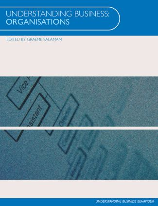 Co-Ed Understanding Business Organisations: 2nd Edition (Paperback) book cover