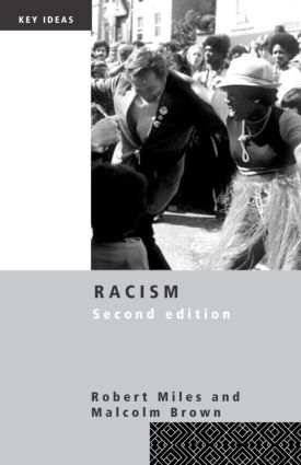 Racism: 2nd Edition (Paperback) book cover