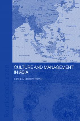 Culture and Management in Asia (Paperback) book cover