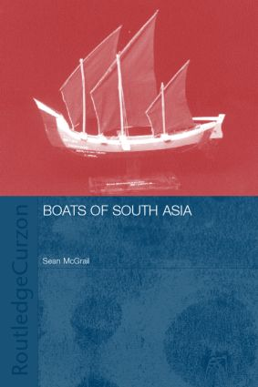 Boats of South Asia (Hardback) book cover
