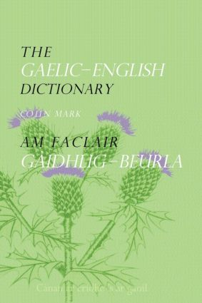 The Gaelic-English Dictionary