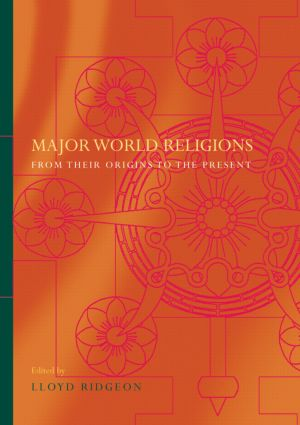 Major World Religions: From Their Origins To The Present (Paperback) book cover