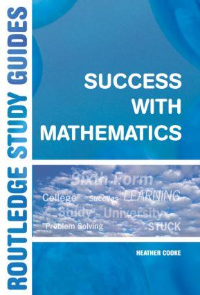 Success with Mathematics: 1st Edition (Paperback) book cover
