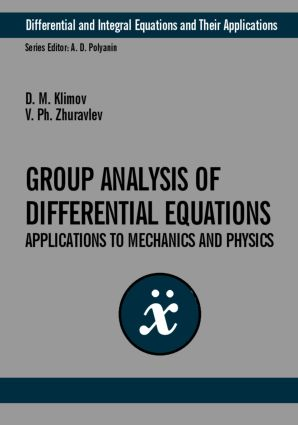 Group-Theoretic Methods in Mechanics and Applied Mathematics: 1st Edition (Hardback) book cover