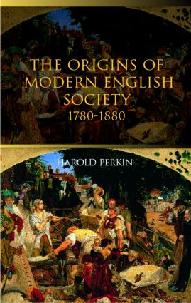 The Origins of Modern English Society: 2nd Edition (Paperback) book cover