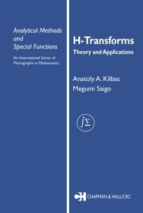 H-Transforms: Theory and Applications book cover