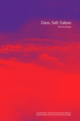 Class, Self, Culture book cover