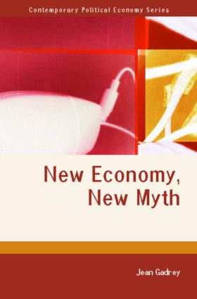 New Economy, New Myth (Paperback) book cover