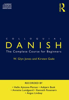 Colloquial Danish: 2nd Edition (Audio CD) book cover