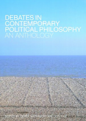 Debates in Contemporary Political Philosophy