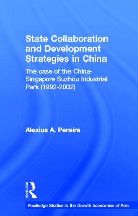 State Collaboration and Development Strategies in China: 1st Edition (Hardback) book cover