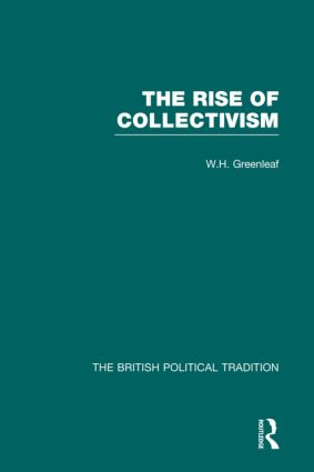 Rise Collectivism Vol 1 (Hardback) book cover