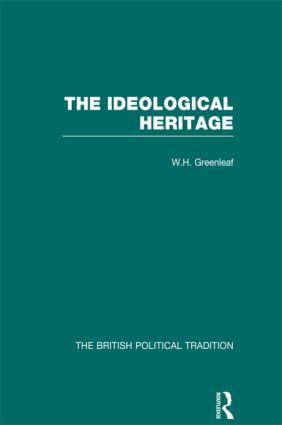 Ideological Heritage Vol 2 (Hardback) book cover
